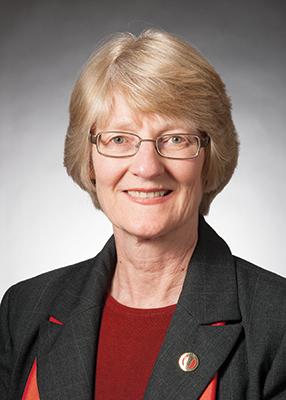 Sarah Rajala, Dean of Engineering, Iowa State Universtiy